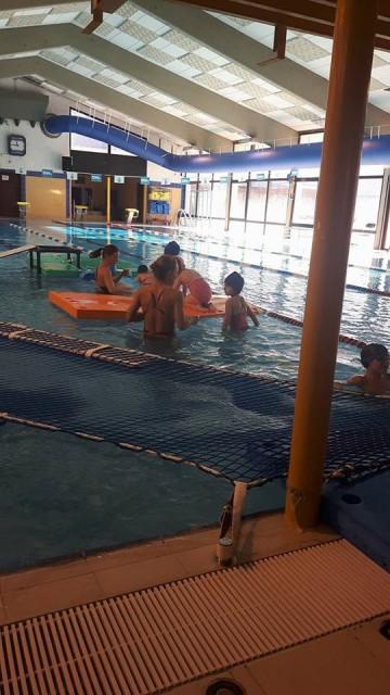 Comblain la piscine des petits ecole communale de for Piscine koksijde